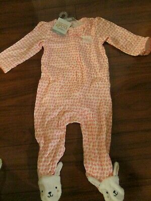 SIZE 3 Months NEW! Carters My First Easter Bodysuit and Footed Leggings Outfit