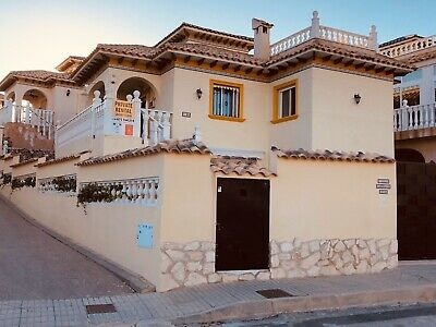 Holiday Villa, Private Pool, 5 Bedrooms.......Costa Blanca Region