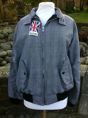 Harrington Type Mod Jacket