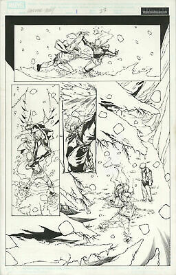 Robinson GHOST RIDER ANNUAL 2 pg 23 ALL GHOST RIDER