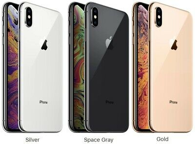 Apple iPhone XS 64GB/256GB Space Grey . Silver - UNLOCKED Various Grades