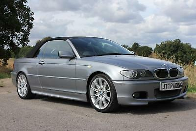BMW 330CI 3.0 M-Sport Coupe Convertible 2005MY With Hard-Top SOLD