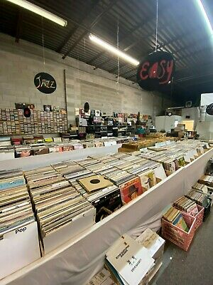 PICK YOUR GENRE FROM HUGE LOT OF CLASSIC VINYL RECORDS 33 RPM 2 for $10-TRY IT!