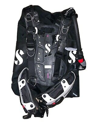 Scubapro Hydros Pro w// 5th Gen Air2 Womens BCD White XSmall//Small