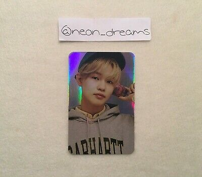 NCT 2018 Chenle Empathy Official Holo Photocard