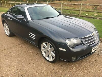 2007 Chrysler Crossfire 3.2 2dr