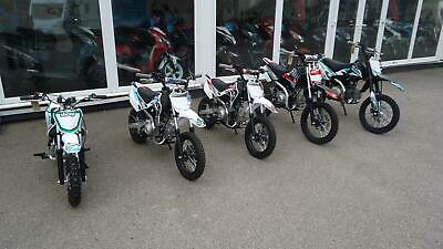 Childrens Kids Stomp Pit Bikes Motorbikes Quad 90 110 Collection Only In Stock