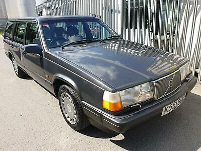 1992 Volvo 940 2.0 SE STARTS+DRIVES SPARES OR REPAIRS