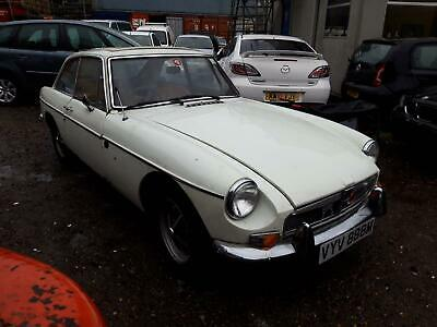 1974 Mg B Gt Spares Or Repairs Barn Find