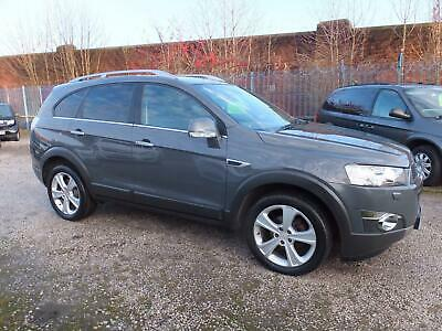 Chevrolet Captiva 2.2VCDi ( 184ps ) ( 7st ) auto LTZ - 1 OWNER FROM NEW WITH FSH