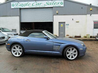 Chrysler Crossfire 3.2 Convertible