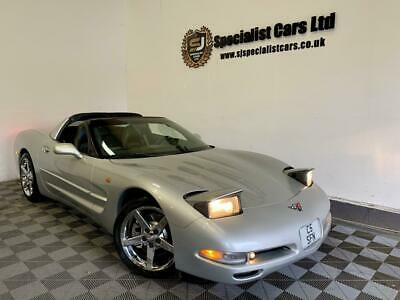 1998 Chevrolet Corvette automatic C5 5.7 Convertible Hard Top 72K Full History