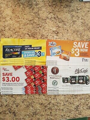 Coupons (Canada) $50 in savings