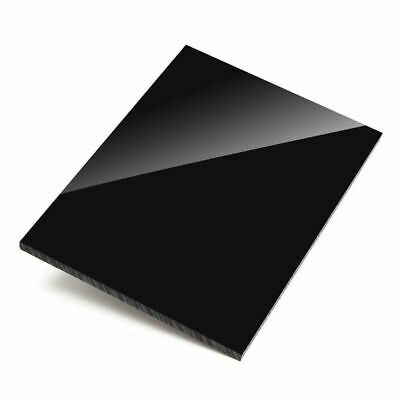 Acrylic Board Black Plexiglass DIY Methacrylate Sheet Polymethyl Organic Glasses