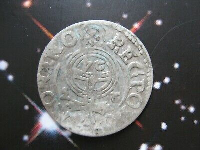 Ancient Medieval silver coin archaeological find Medieval Ages