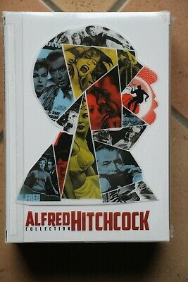 Coffret DVD Alfred Hitchcock 20 Films NEUF SOUS BLISTER