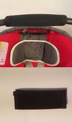 Handle Bar Grip Cover for Combi Shuttle Car Seats Safety Baby Newborn Infant NEW