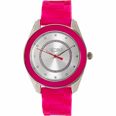 New Just Cavalli Ladie's watch, pink jelly RRP £129