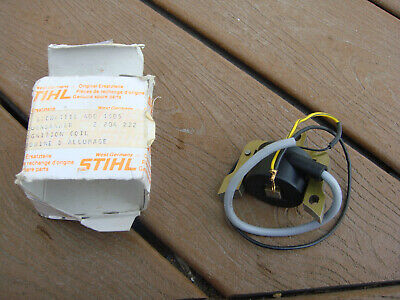STIHL OEM NOS IGNITION COIL LEAD WIRE HOSE *020*030*031*FS200,202* 1113-405-8800