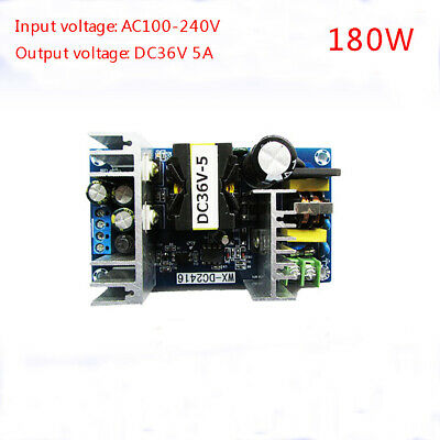 AC-DC Switching Power Supply Module Buck Module 100-240V to 36V 5A 180W