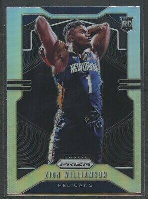 *BUYBACK PACK* Zion Williamson Silver Rookie Card Chase Pack