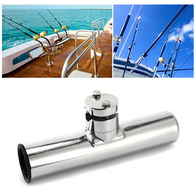 316 Stainless Steel UV Stabilized Rod Fishing Holder Accessary OD 19-26mm