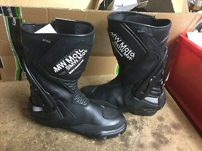 BMW Men's Black Sport Dry Boots Size Uk 9