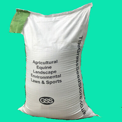 10 Kg to 100 Kg Quality Hard Wearing Lawn Seed, Garden Grass. Lush Family Lawn