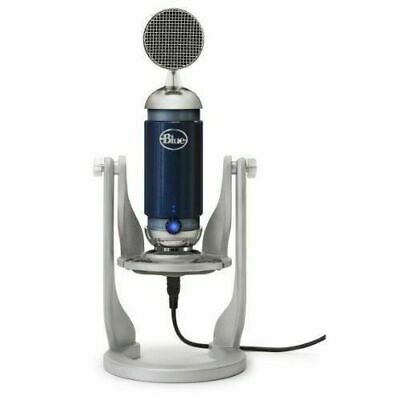 Blue Spark Digital Lighting USB Cardioid Condenser Microphone IOS MAC PC