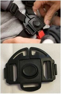 GRACO Roomfor2 Baby Child Stroller 5 Point Buckle Clip Replacement Part Safety