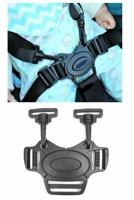 5 Point Safety Harness Buckle Replacement for Baby Trend Range Child Strollers