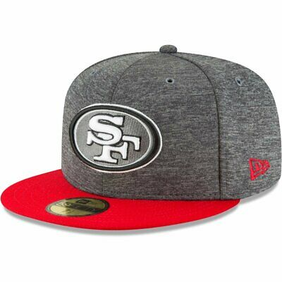 New Era 59Fifty Cap Sideline 30s Home San Francisco 49ers