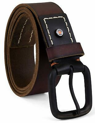 Smith/'s Workwear Men/'s Leather Reversible Belts Assorted Styles Size 42 Lot of 3
