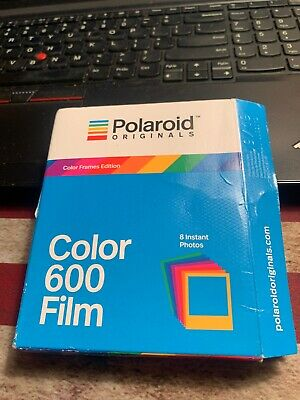 Polaroid Originals 4672 Color Film for 600 Frames - Multi-color