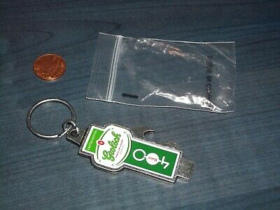 Grolsch Keychain Bottle Opener Key Ring,Brand New, Beer,Premium Lager,Combine