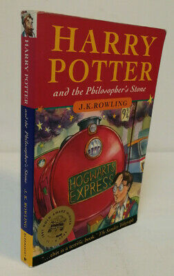 Harry Potter and the Philosopher's Stone 5. Auflage Taschenbuch (Australia)
