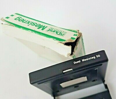 DURST MESIXNEG 50 Picture Stage Negative Holder Film Stage
