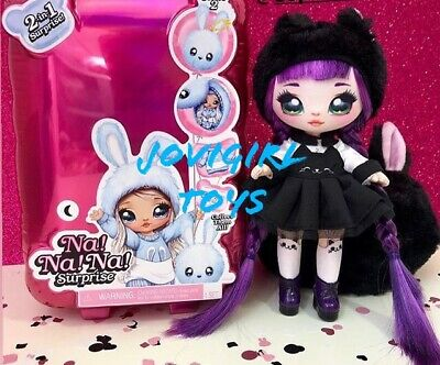 Na! Na! Na! Surprise Doll New Series 2 Tuesday Meow Authentic!!