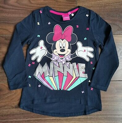 """GIRLS DISNEY LONG SLEEVE TOP RED GOLD /""""JUMP IN THE STARS/"""" EX STORE 9-14Y NEW"""