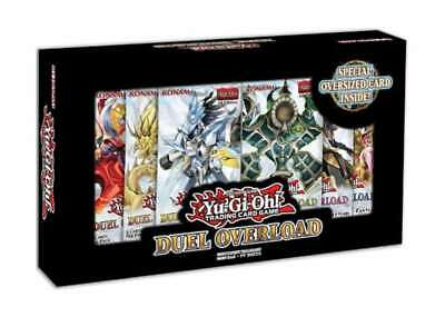 Yu-Gi-Oh! Duel Overload Box New/Sealed NOW SHIPPING