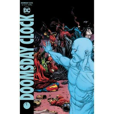 Doomsday Clock #9 DC May 2019  Cover Variant Comic