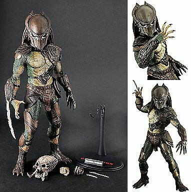 Figure Falconer Predator Predators Movie Master Piece 1/6 Action