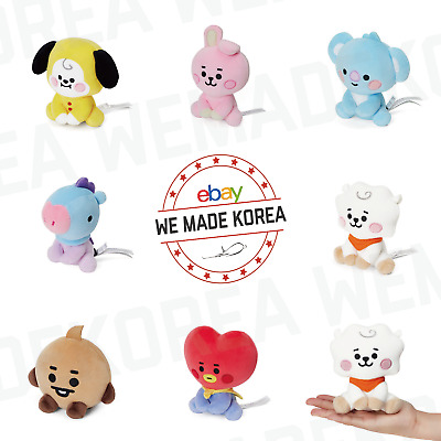 BT21 Character Baby Mini Sitting Doll 12cm (4.72inch) 7types Official K-POP MD