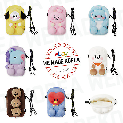 BT21 Character Baby Cross Bag Shoulder Bag 7types Official K-POP Authentic Goods