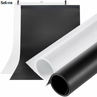 Washable PVC Background / Backdrop T Stand for Photography Studio Video AU