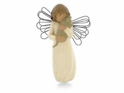 Willow Tree 26109 With Affection Angel Figurine Figures Ornaments Collection