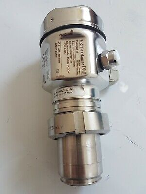 Endress & Hauser Deltapilot M FMB50-1D10/0 Level Transmitter
