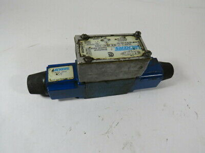 Vickers DG4V-3-2C-M-W-H40-S324 Directional Control Valve 5000PSI  USED