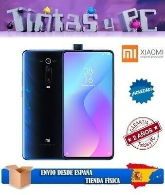 Xiaomi Mi 9T Azul 128Gb. 6Gb Ram. Snapdragon 730. ¡Version Global En Español!