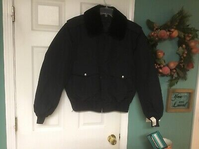 Men's FECHHEIMER Duty Jacket with Liner Black Size Large R (CON42